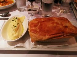 The Beef Bourguignon Pie