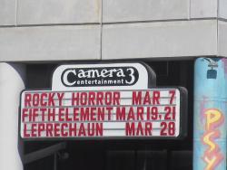 Camera 3 Cinema