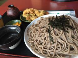 Soba restaurant Hifumi