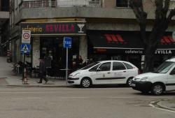 Cafeteria Sevilla