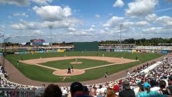 CenturyLink Sports Complex - Hammond Stadium