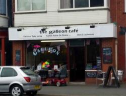 ‪Galleon Cafe‬