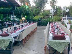 The Garden Orange Restaurant