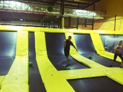 The Big Boing Indoor Trampoline Parks