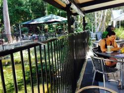 The Hidden Link Cafe