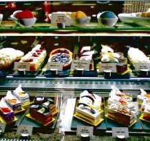 Rakaposhi, Pastry & Ice-Cream Parlour