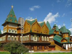 Palace of Tsar Alexei Mikhailovich in Kolomenskoye