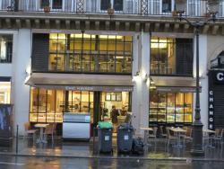Boulangerie EK Louvre - Palais Royal