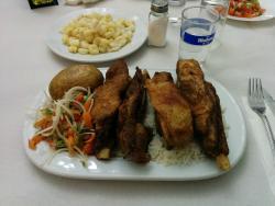Restaurante La Perla Boliviana I - II