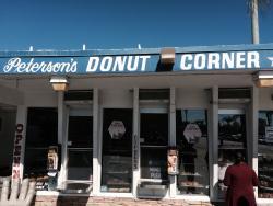 Impressive looking doughnuts