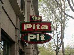 The Pita Pit in San Jose