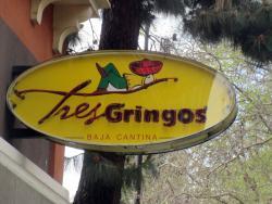 Tres Gringos Baja Cantina