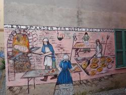 Cepagatti Murals