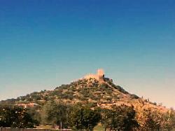 Castillo Miraflores de Alconchel