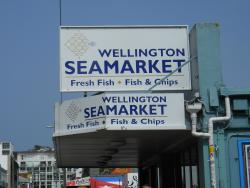 Wellington Trawling Sea Market