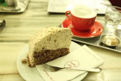 ケーキとカフェ