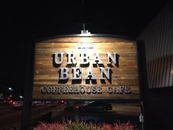 The Urban Bean Coffeehouse Cafe