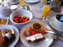 Hotel Le Bouclier d'Or Restaurant