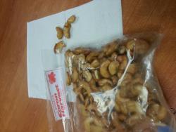 L. ESCARDA'S Coron Harvest Brittle Cashew