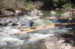Chiangmai Trekking mit Piroon