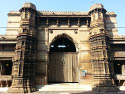 Rani Rupavati's Mosque