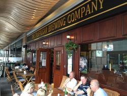 The Trafalgar Brewing Company