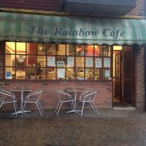 the rainbow cafe