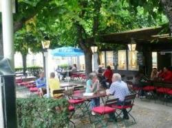 Biergarten am Pegelhaus
