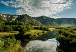Main ranch fly-fishing