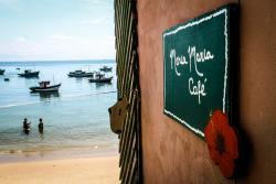 Maria Maria Cafe - Rua das Pedras