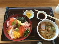 Arisomi Hokutetsu restaurant