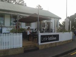 Little Kitchen on the bay