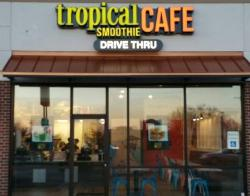 ‪Tropical Smoothie Cafe‬