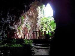 Nakahara Limestone Cave