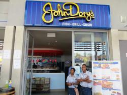 John Dorys Jean Avenue