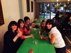 Fab fun with friends!