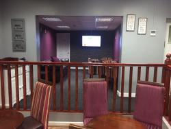 Aroma's lounge