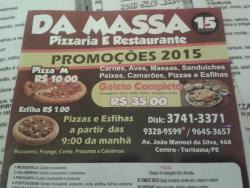Pizzaria Da Massa