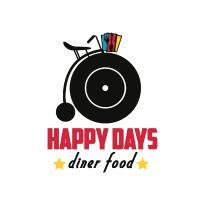 Happy Days diner food