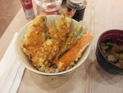 Tenya Tempura Tendon Grand Indonesia