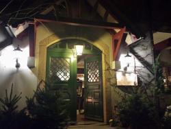 Historisches Fischhaus im Konig-Albert-Park-Hotel