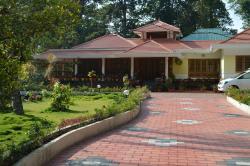 Green Shades Main House