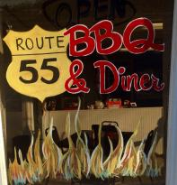 Route 55 BBQ & Diner