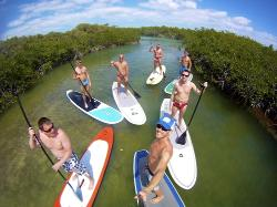 Nomadic SUP Paddleboard Eco Tours
