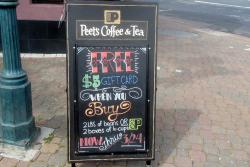Peet's Coffee & Tea- Redwood City