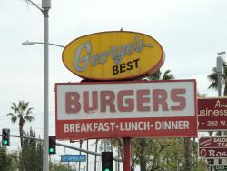 George's Best Burgers