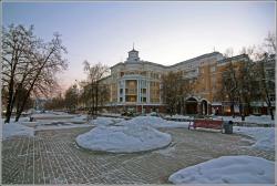 Памятник А.С. Пушкину (Кемерово)