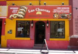 Las Chuecas