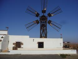 Die  Mühle La Asomada