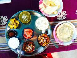 Orchha Hut Restaurant